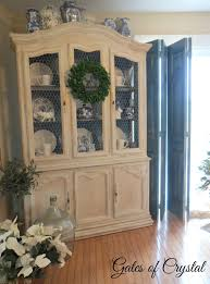 Living Room China Cabinet Gates Of Crystal Christmas Dining And Living Room