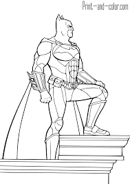 Small Picture The Dark Knight Coloring Pages To Print Coloring Coloring Pages