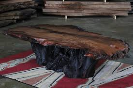 tree trunk furniture for sale. Burl Wood Table Tree Trunk Furniture For Sale D