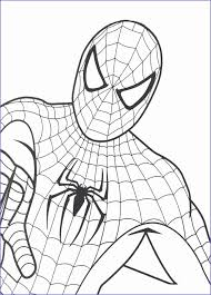 Supereroi Da Colorare Génial Spiderman Da Colorare Pdf Nuovo Disegni