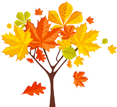 Resultat d'imatges de mobiles con hojas secas de otoño