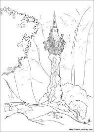 Small Picture Coloring pages Tangled