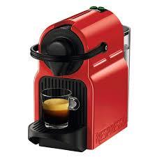 Máy pha cà phê viên nén Inissia Capsule Red Color classique- Đỏ