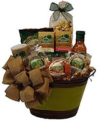 amazon gourmet gift baskets gourmet almond gift tin grocery gourmet food