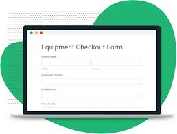 Equipment Checkout Form Template Excel Equipment Checkout Form Template Easily Track Equipment