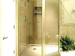 shower stall with seat shower stall kit brilliant corner stalls kits with seat shower stall kit