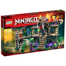 LEGO NINJAGO Enter the Serpent - 70749 | Lego ninjago, Ninjago, Lego sets