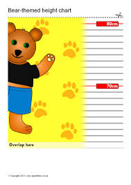 Sparklebox Height Chart Height Chart Kids Sparklebox Related Keywords Suggestions