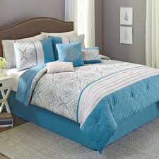 bedding gray and white queen comforter set light blue bedspread white ruched duvet cover queen ruched