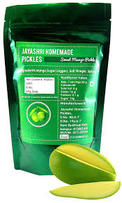 jayashri s homemade sweet mango pickle 350g free delivery amazon in grocery gourmet foods