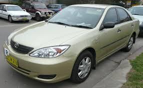 File:2002-2004 Toyota Camry (ACV36R) Altise sedan 06.jpg ...