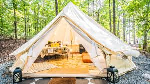 Creekwood resort offers cabin rentals and spaces to park your rv. Glamping Georgia S 21 Most Unique Places To Escape