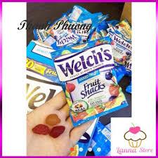 SALE221 } Kẹo dẻo Welchs MỸ gói nhỏ 25.5 gram ( Hàng HoT ) giá cạnh tranh