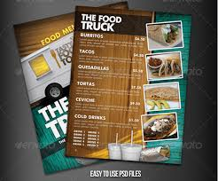 Flyer Design Food Top 40 Flyer Templates To Showcase Your Small Business