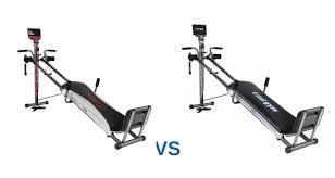Total Gym Comparison Chart Total Gym 1400 Vs 1600 Product Comparison Which Is