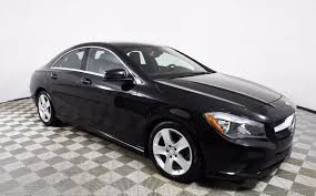 A more affordable mercedes sounds nice but would you. Used 2015 Mercedes Benz Cla Class For Sale Hgreg Com
