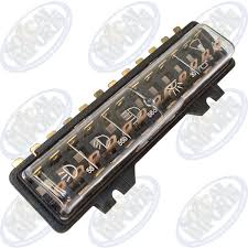 volkswagen fuse boxes accessories for volkswagen bug super volkswagen fuse box bug ghia super beetle 12 pole
