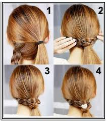easy to do updos for long hair photo 12