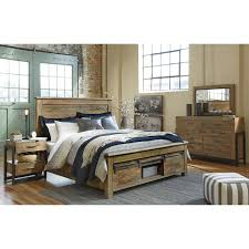 Signature Design by Ashley Sommerford Queen Bedroom Group - Item Number:  B775 Q Bedroom Group