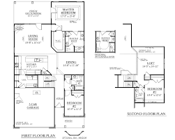 Modern Three Bedroom House Plans 3 Bedroom House Floor Plan Home Design Ideas