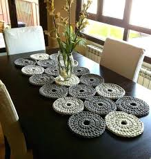 round table placemat dining table runners and short table runner table cloth yarn round hi res round table placemat