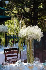 ... Stunning Table Centerpiece Decoration Using Flowers For Tall Vases :  Cute Wedding Table Decoration Using Cylinder ...