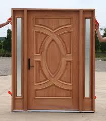wooden or timber door type
