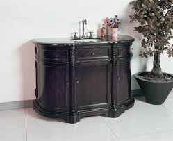 Dark Bathroom Vanity Legion W5435 11 48 Bathroom Vanities Dark Brown Finish