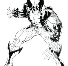 894x864 x men nightcrawler coloring pages printable for boys color free
