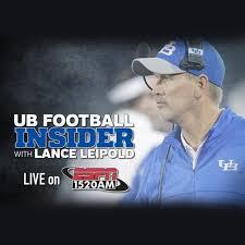 UB Football Insider With Lance Leipold