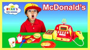 McDonald's Cash Register <b>Toy</b> Pretend Play Food Cookie Monster ...