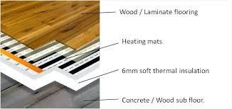 wood floor underfloor heating best of heated laminate flooring wood flooring for underfloor heating
