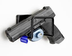 mount anywhere pistol rack