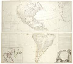 continent of america map. Unique Continent A New Map Of The Whole Continent America Divided Into North And South  America West Indies With A Descriptive Account European Possessions  For Of P