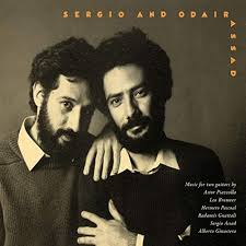 <b>Astor Piazzolla</b>: <b>Tango</b> Suite, Andante by Sergio and Odair Assad on ...