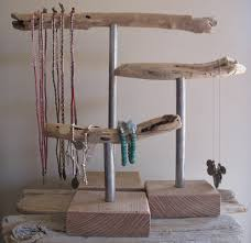Jewelry Stands And Displays Image of Driftwood Jewellery Stands 100 Pinterest 29