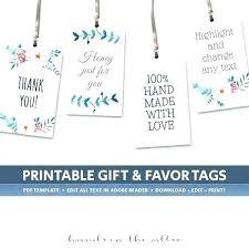 Free Printable Favor Tags Bridal Shower Gift Tags Free Printable Doganevci