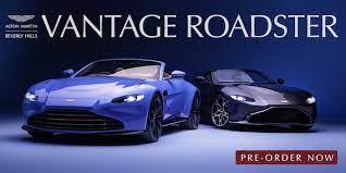 Aston Martin Beverly Hills An O Gara Coach Company