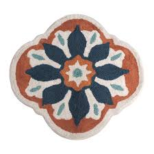colorful cotton bath rugs bathroom mirrors like buying a rug that is the wrong size for the dining room a