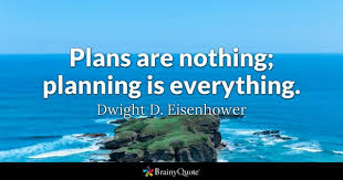 Planning Quotes New Planning Quotes BrainyQuote