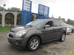 2013 Steel Green Metallic Chevrolet Equinox LT AWD #70963194 ...
