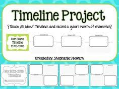 creative timelines for school projects elementary timeline project ideas wiring diagrams