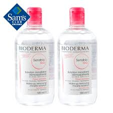 bedmar bioderma soothing multi action cleansing lotion 500ml 2 french import cleansing water makeup remover cleanser