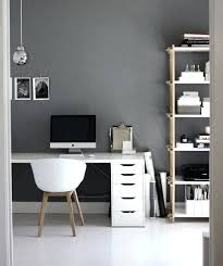 gallery small home office white. White Home Office Grey Walls With Desk Male Small Ideas  Whiteboard . Gallery E