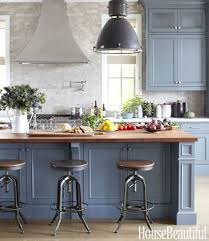 Blue and White Kitchen Decor Inspiration - Hello Lovely
