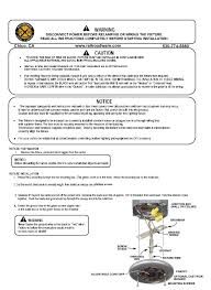 insulator light installation instructions ceiling