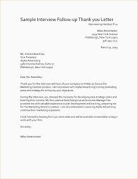 Thank You For Interview Email Samples Lukesci Resume Bussines