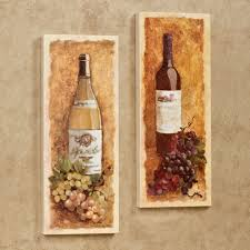 wall art ideas design marlot chardonnay wine canvas wall art connoisseurs transfers coordinating g bundle golden background top wine canvas wall art