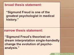 How To Write A Dissertations How To Write A Good Thesis 12 Steps With Pictures Wikihow