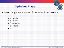 Otherwise, phonetic symbols may not display correctly. Ppt Signal Flags Powerpoint Presentation Free Download Id 4107978